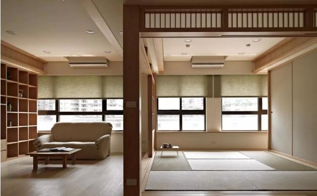 7款客厅榻榻米装修效果图,美观大方又舒适!