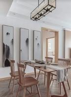 9种漂亮又实用餐厅设计效果图