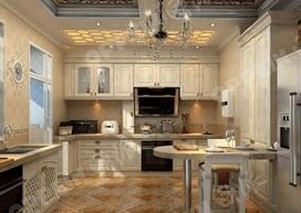 好看又实用的厨房装修设计