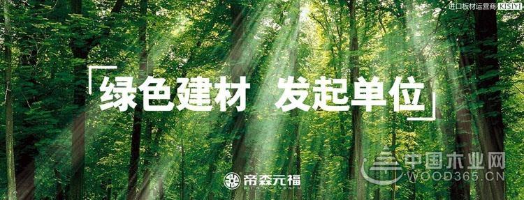 帝森元福板材厚积薄发,新网站发布再创绿色建材新境界!