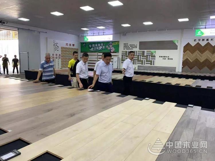 聚焦突破,合和共赢——上海沪佳集团董事长李刚一行莅临莫干山参观指导