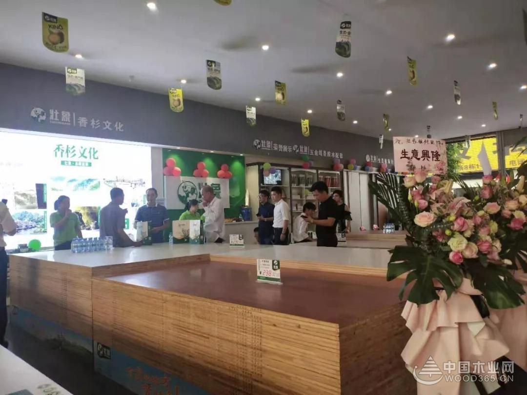 十大品牌壮象 百色运营中心盛大开业!