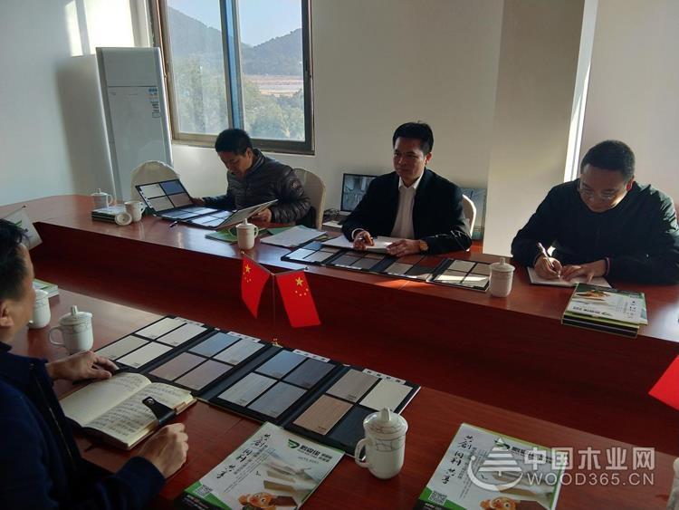 鹏森缘迎广西自治区领导莅临指导 并获得认可