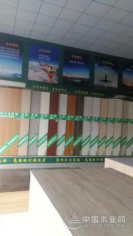 携手共进 清水江板材与中国木业网同创未来