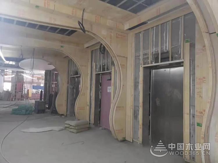 莫干山板材与上海新世界改造背后,是他的坚持