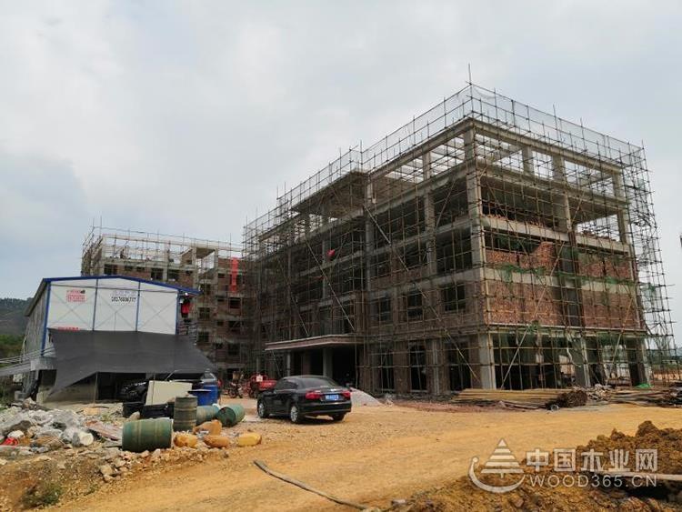 总投资1亿元!桥牌鹿寨生产基地预计十月份将正式投产!