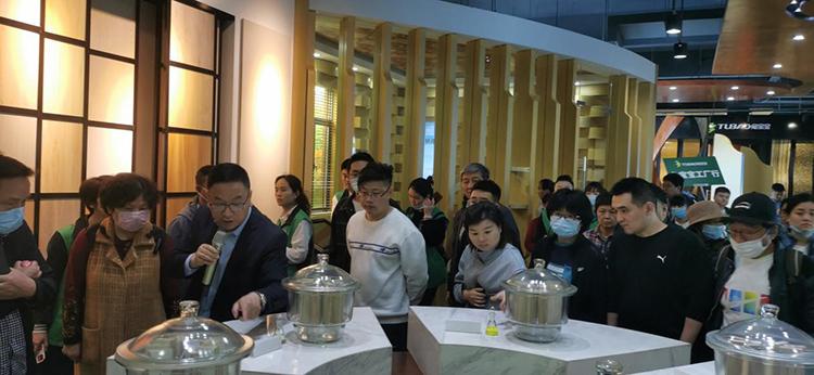 品质看得见!兔宝宝健康家居杭州工厂行活动圆满结束