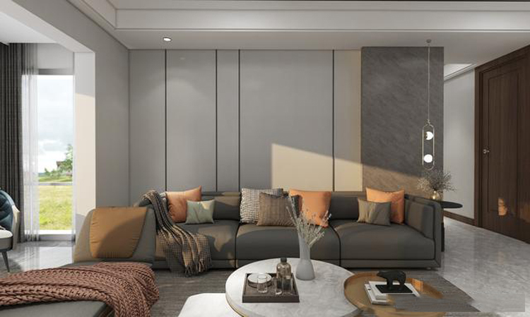 隆饰板材|精致在家里的每一个角落,简单又朴素!