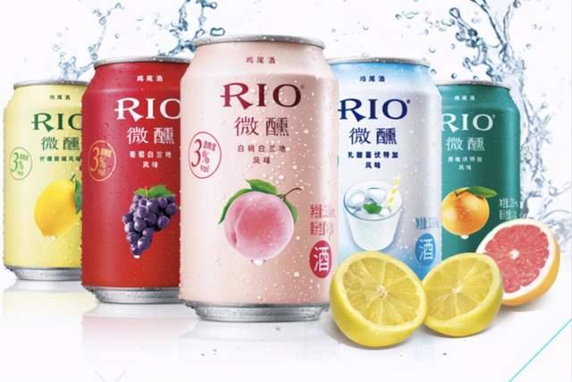 品牌故事|RIO鸡尾酒:年轻人的鸡尾酒