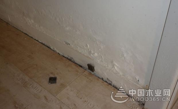 墙面返潮原因和墙面返潮处理方法