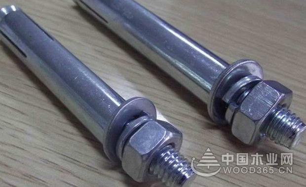 膨胀螺栓尺寸和膨胀螺栓规格表介绍