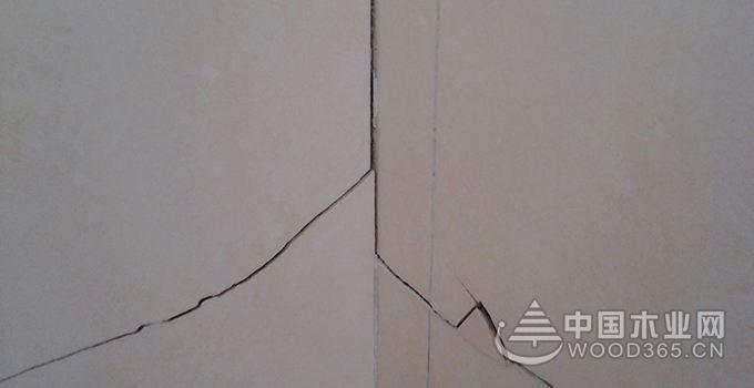 墙体裂缝怎么处理?