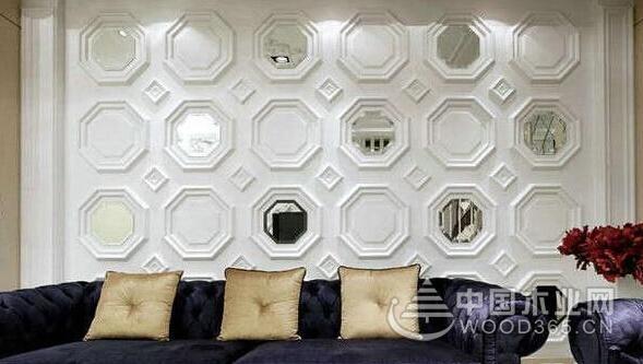 沙发背景墙怎么设计?