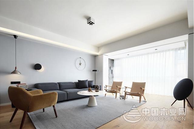 180平高级住宅装修效果图
