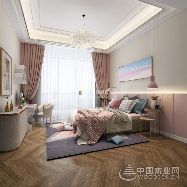 8款卧室装修效果图赏析