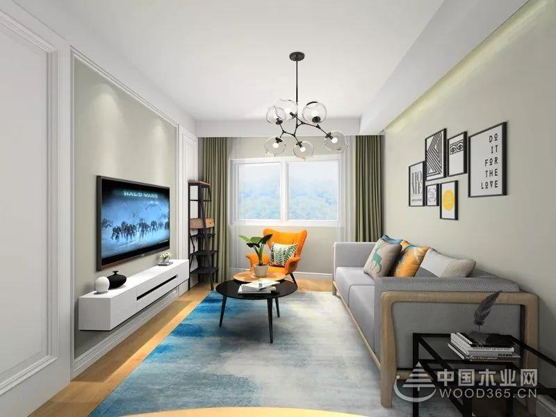 家裝色彩搭配該如何準確定位?