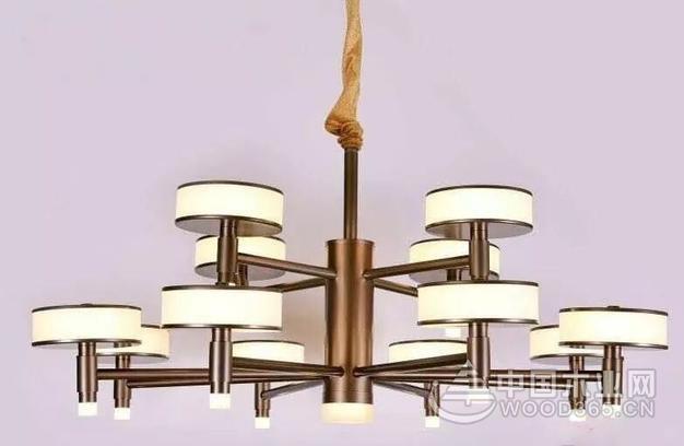 10款欧①式蜡烛灯图片
