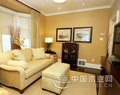 简单客厅家居装修设计图片欣赏