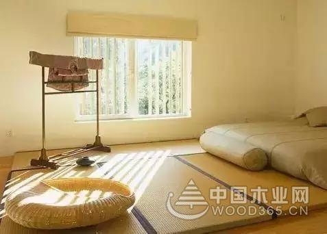 20款日式小户型卧室榻榻米床装修效果图