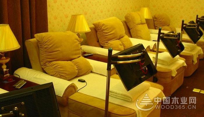 足疗沙发选择技巧和种类