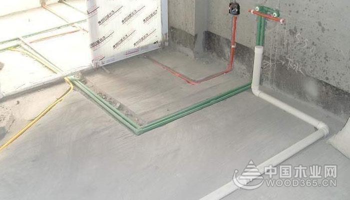 家装水电改造材料用量计算