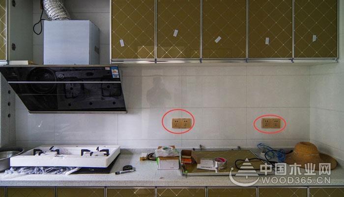 厨房插座安装注意事项