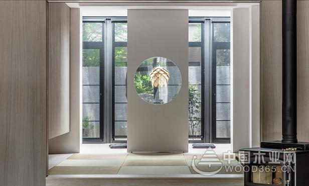 年轻又时尚,简约温馨的多层住宅效果图