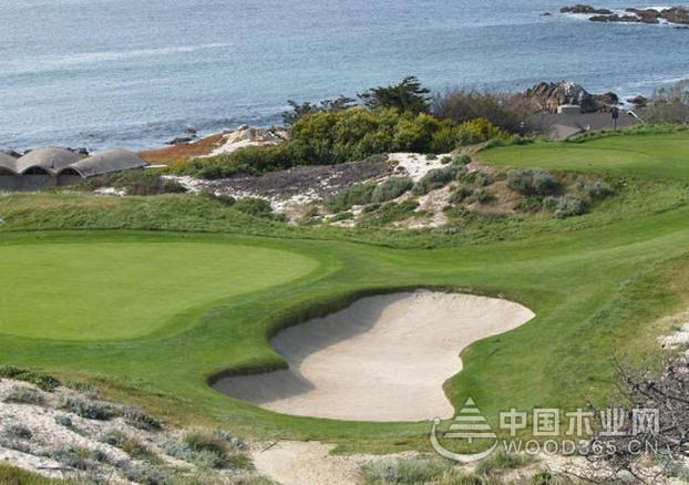 十款设施一流的高尔夫球场设计效果图