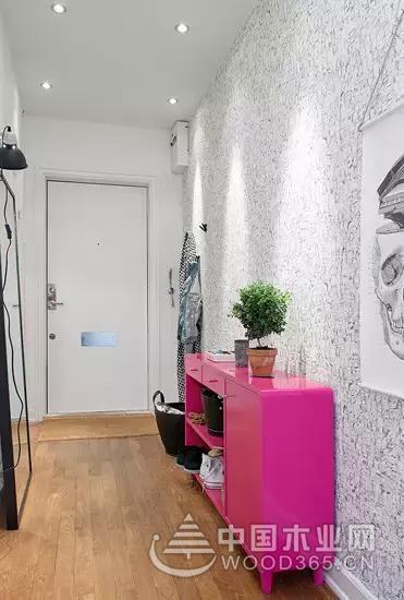 6款玄关装修效果图推荐 家的门面要做好