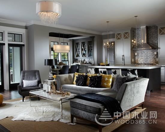 20款客厅吊灯效果图,诠释精致和实用的完美搭配