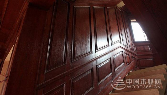 原木护墙板的六大优点