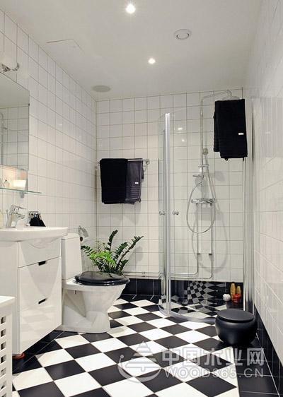 14款厕所装修效果图,别让卫生间脏乱臭了