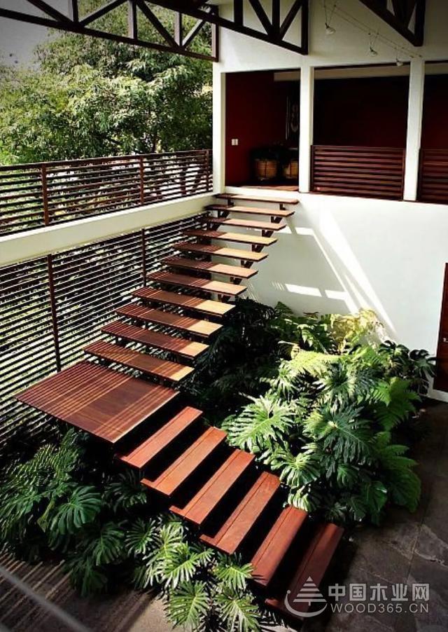 14款楼梯装修图片,设计好了也能成为家里的一大亮点