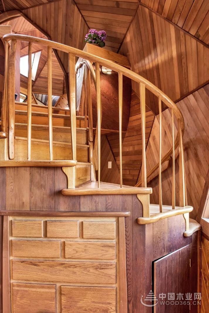 17款楼梯栏杆图片,值得收藏借鉴