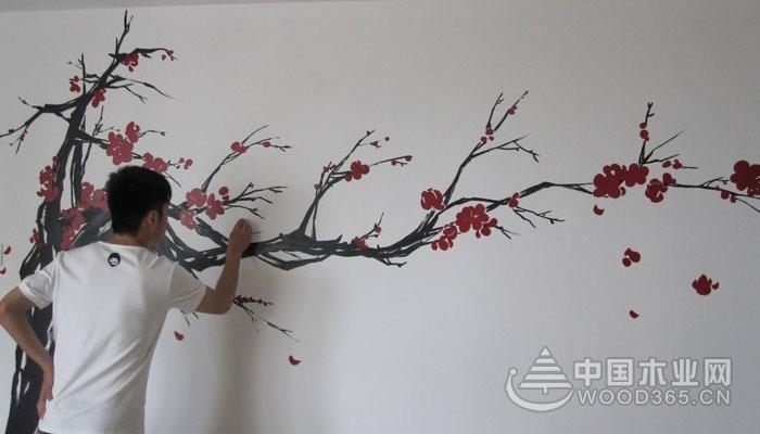 手绘墙画价格多少?