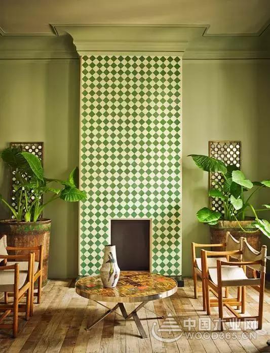 14款石膏线效果图,打造一个简洁而又豪华的背景墙