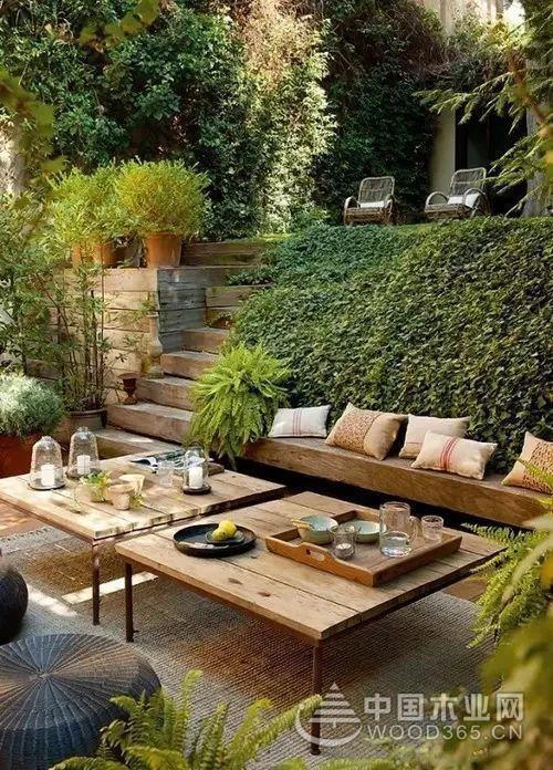 15个私人别墅花园设计, 等着邻居来羡慕吧