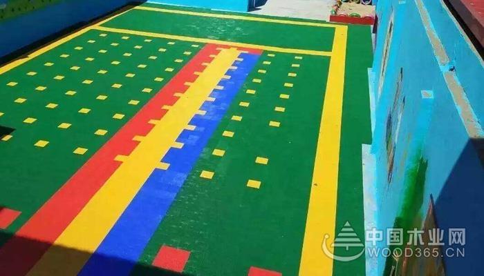 幼儿园橡胶地板什么品牌好