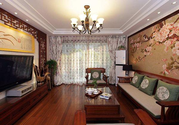 如何设计客厅电视墙更加有特色?不同材料及造型的家用电视墙装饰推荐