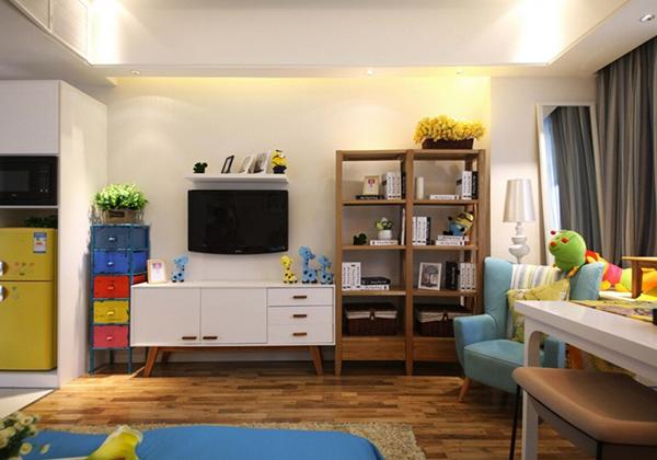 小户型如何装修功能区,令房屋更加敞亮?