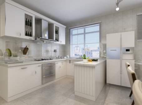 现代风格的厨房装修怎么样?