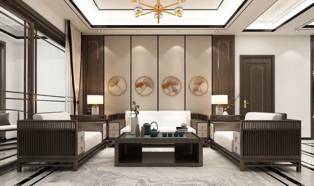 新中式装修真的好美!