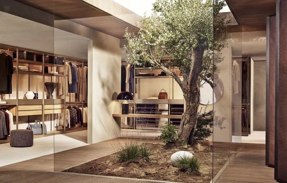 Poliform 让人着迷的意式风格家居