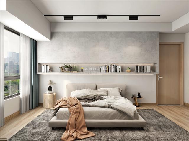 卧室装修效果图欣赏