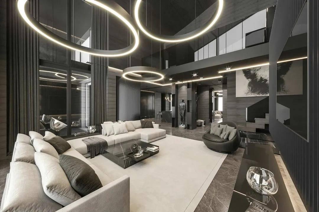 意式整装家居空间:低调中演绎高贵的生活〓状态