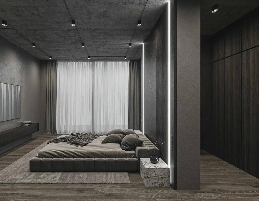 意式整装家居空间:低调中演绎高贵的生活状态