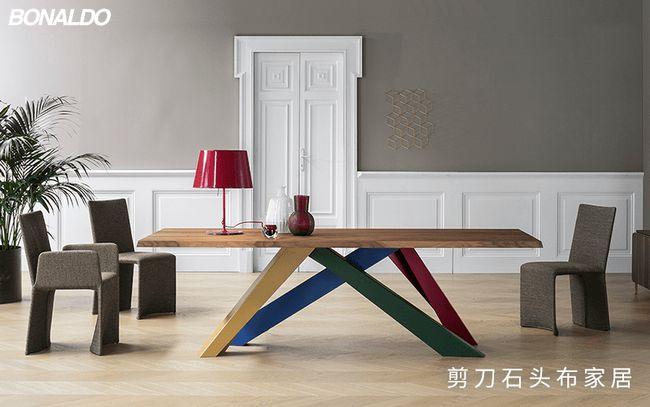 意大利Bonaldo家具,简约灵动的全品类家居品牌