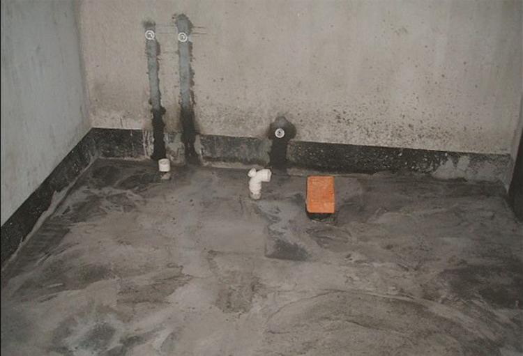 防水材料是基础,施工技术是关键
