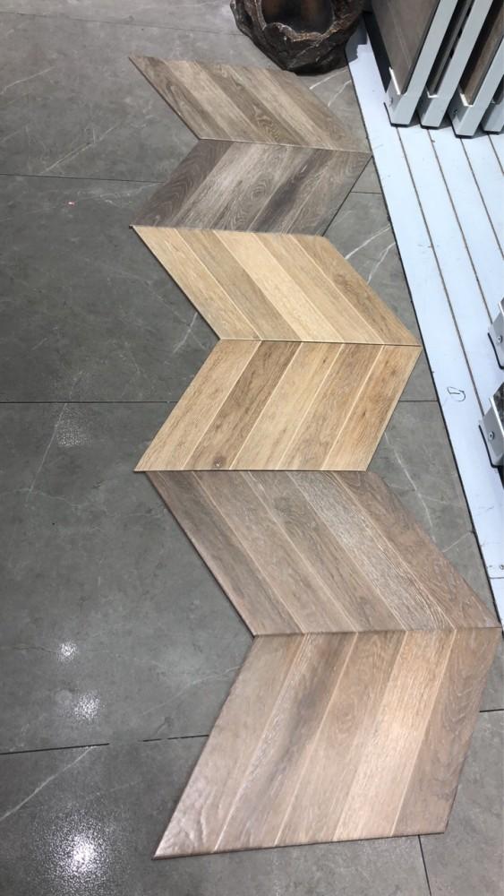 装修该选木纹砖还是木地板?