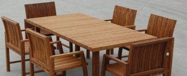 竹制家具与木制家具相比有哪些优缺点?